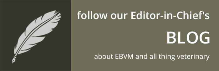 Editor-in-Chief Blog